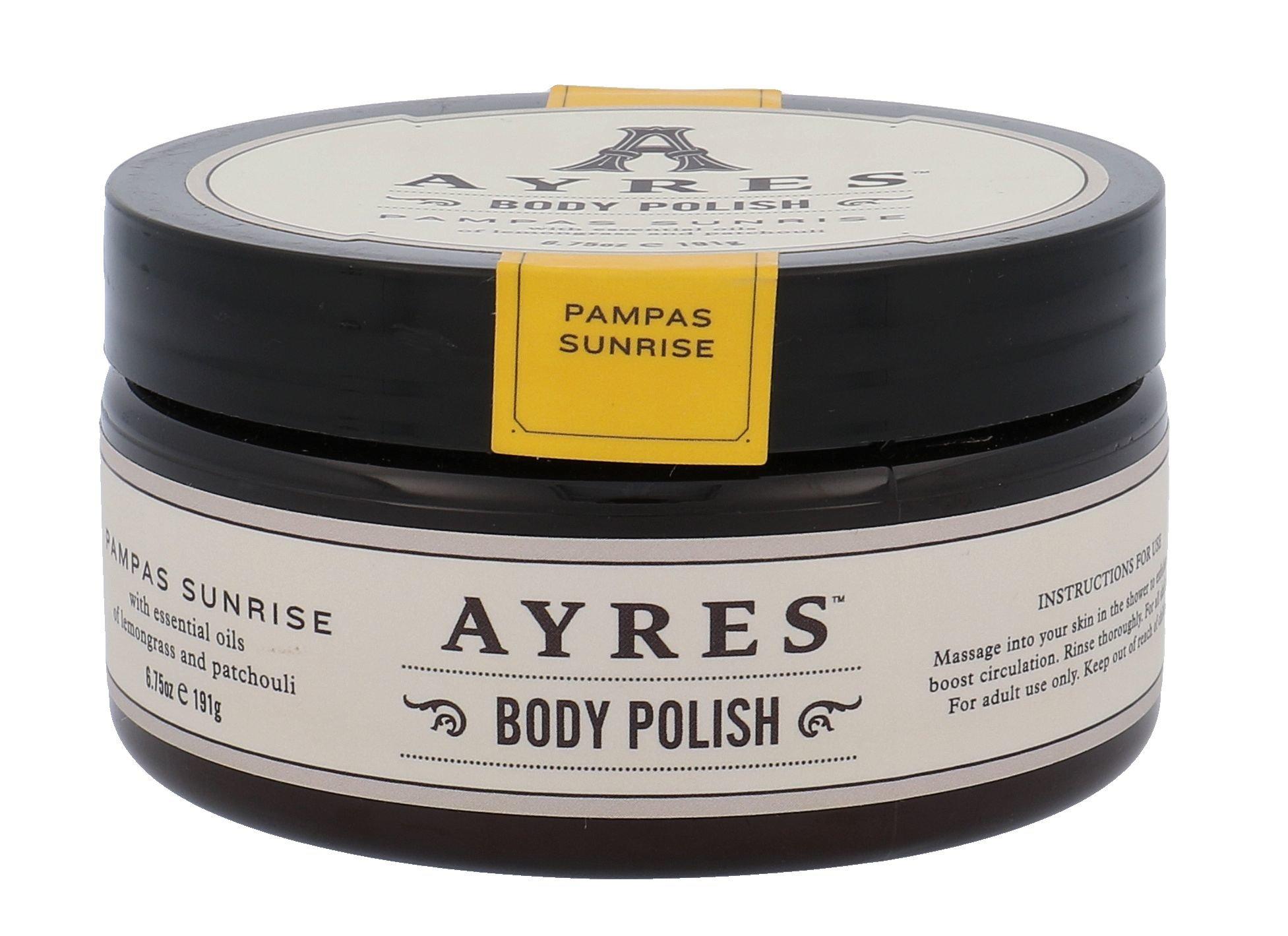 Ayres Pampas Sunrise Body Polish Cosmetic 191g