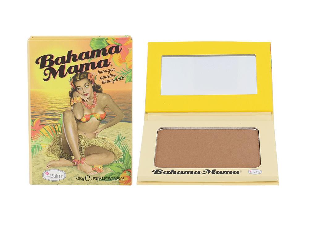 TheBalm Bahama Mama Bronzer, Shadow & Contour Powder Cosmetic 7,08g