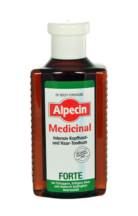 Alpecin Medicinal Cosmetic 200ml  Forte Intensive Scalp And Hair Tonic