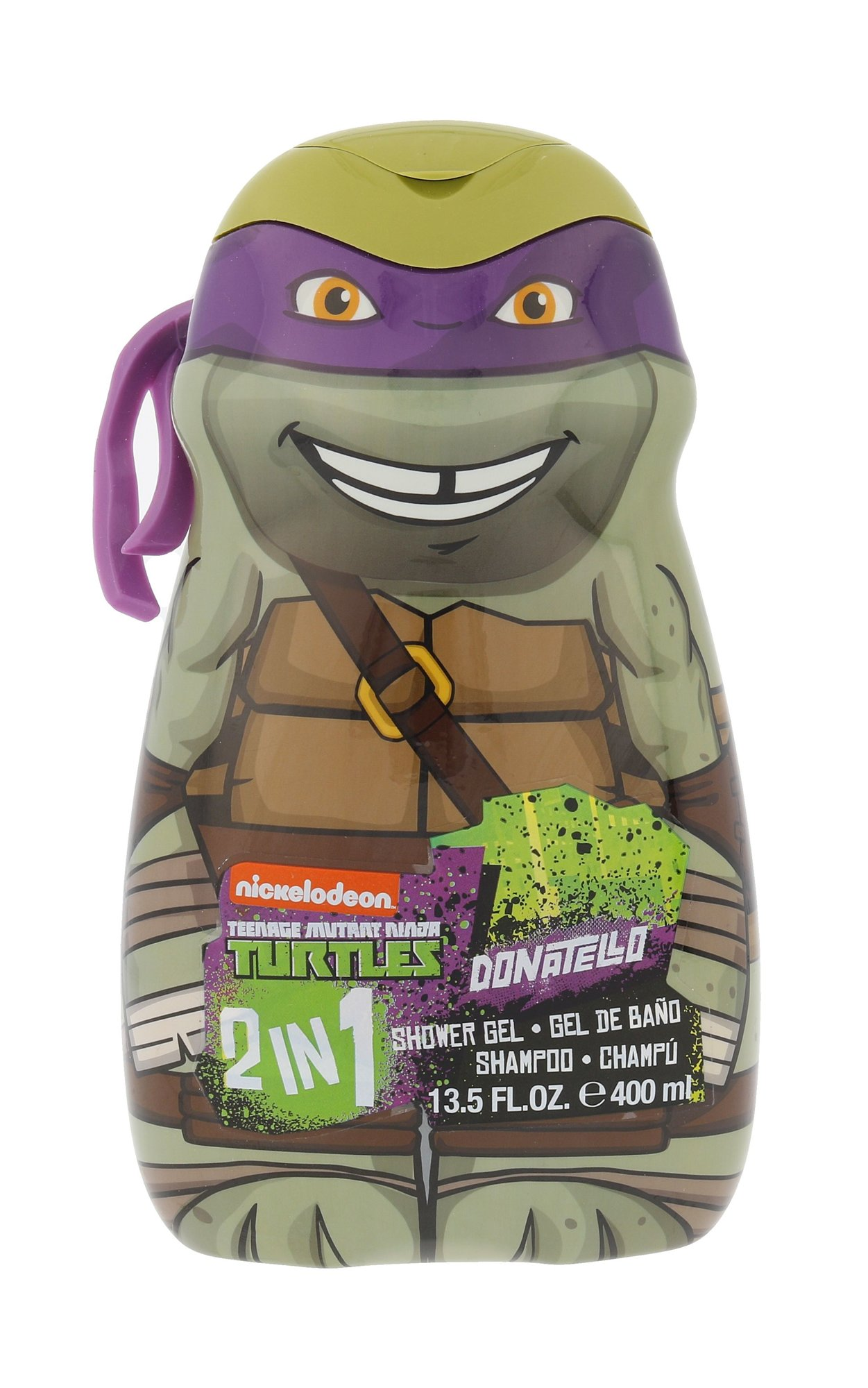 Nickelodeon Teenage Mutant Ninja Turtles Donatello Shower gel 400ml