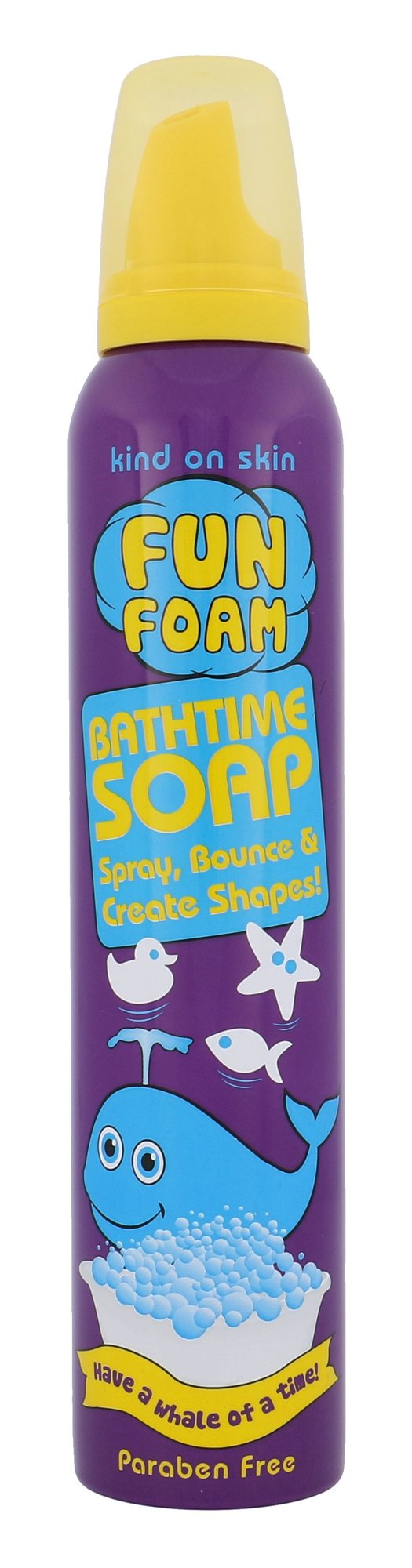 Xpel Fun Foam Cosmetic 225ml