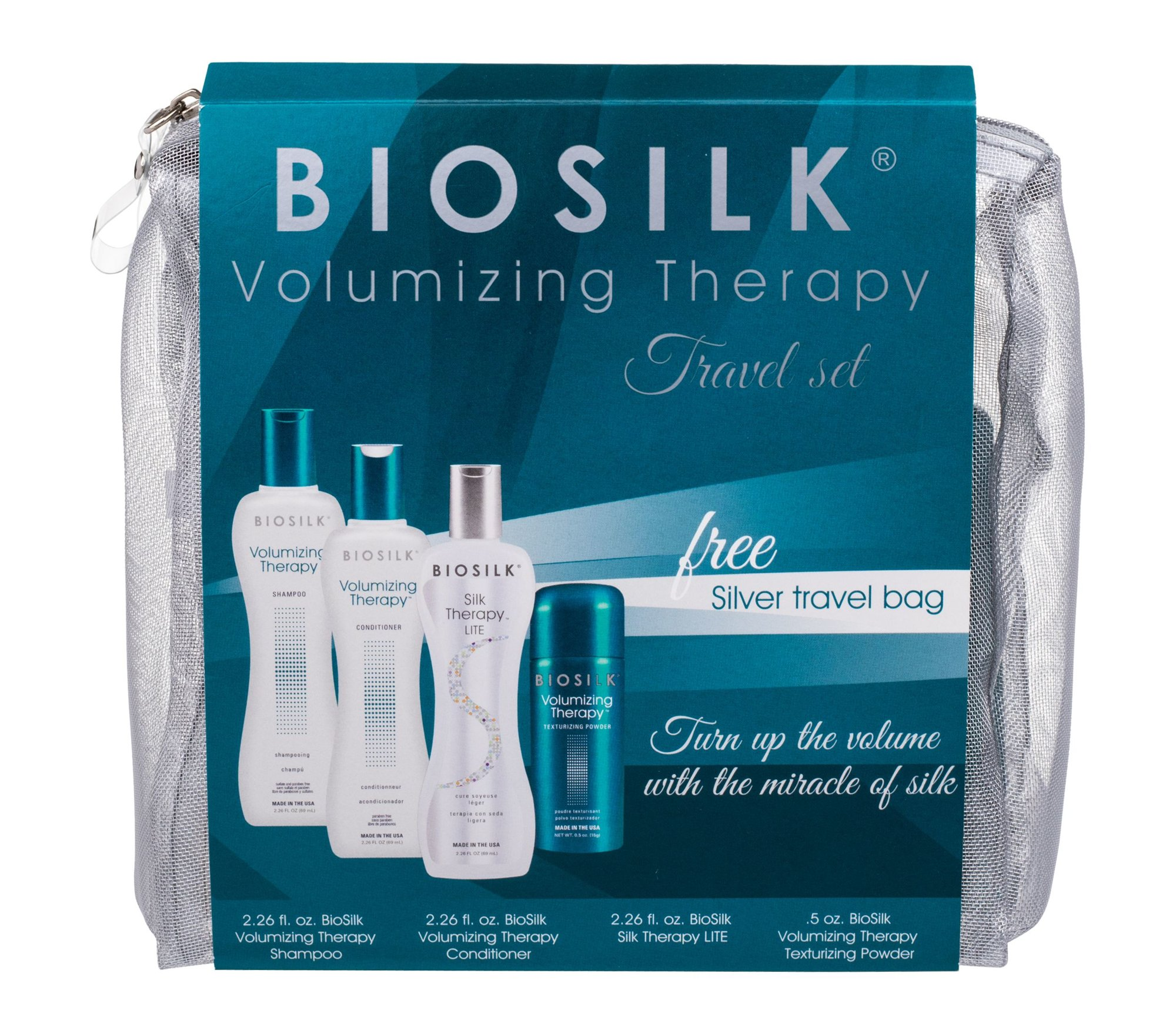 Farouk Systems Biosilk Volumizing Therapy Cosmetic 67ml