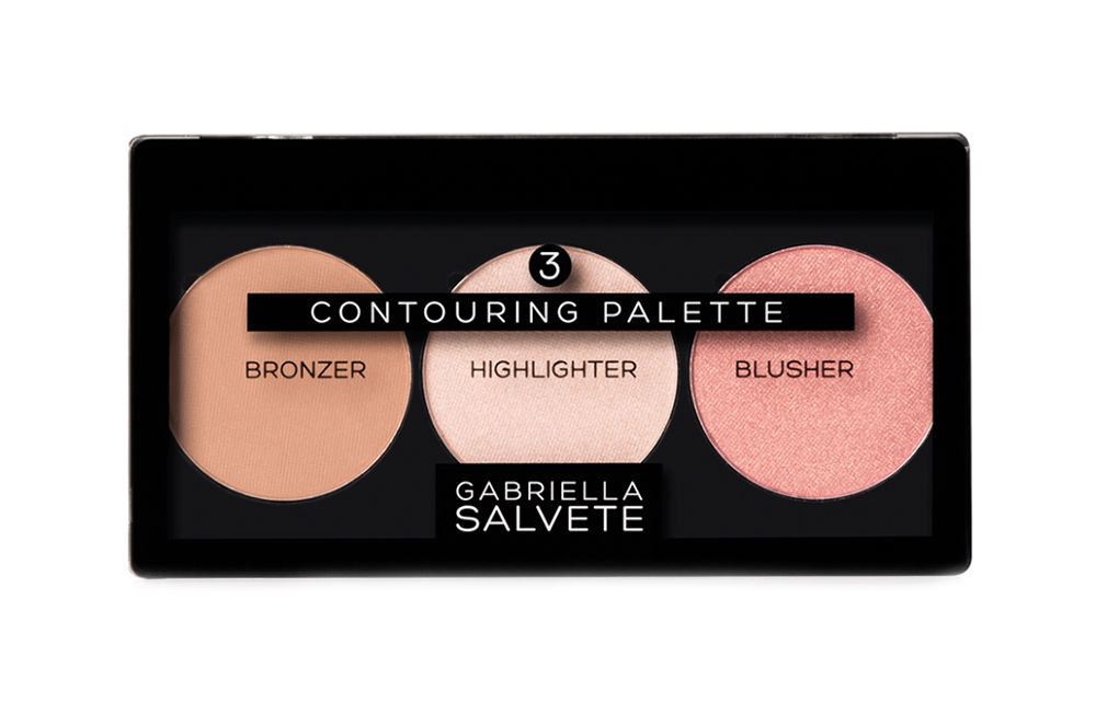 Gabriella Salvete Contouring Palette Cosmetic 15g