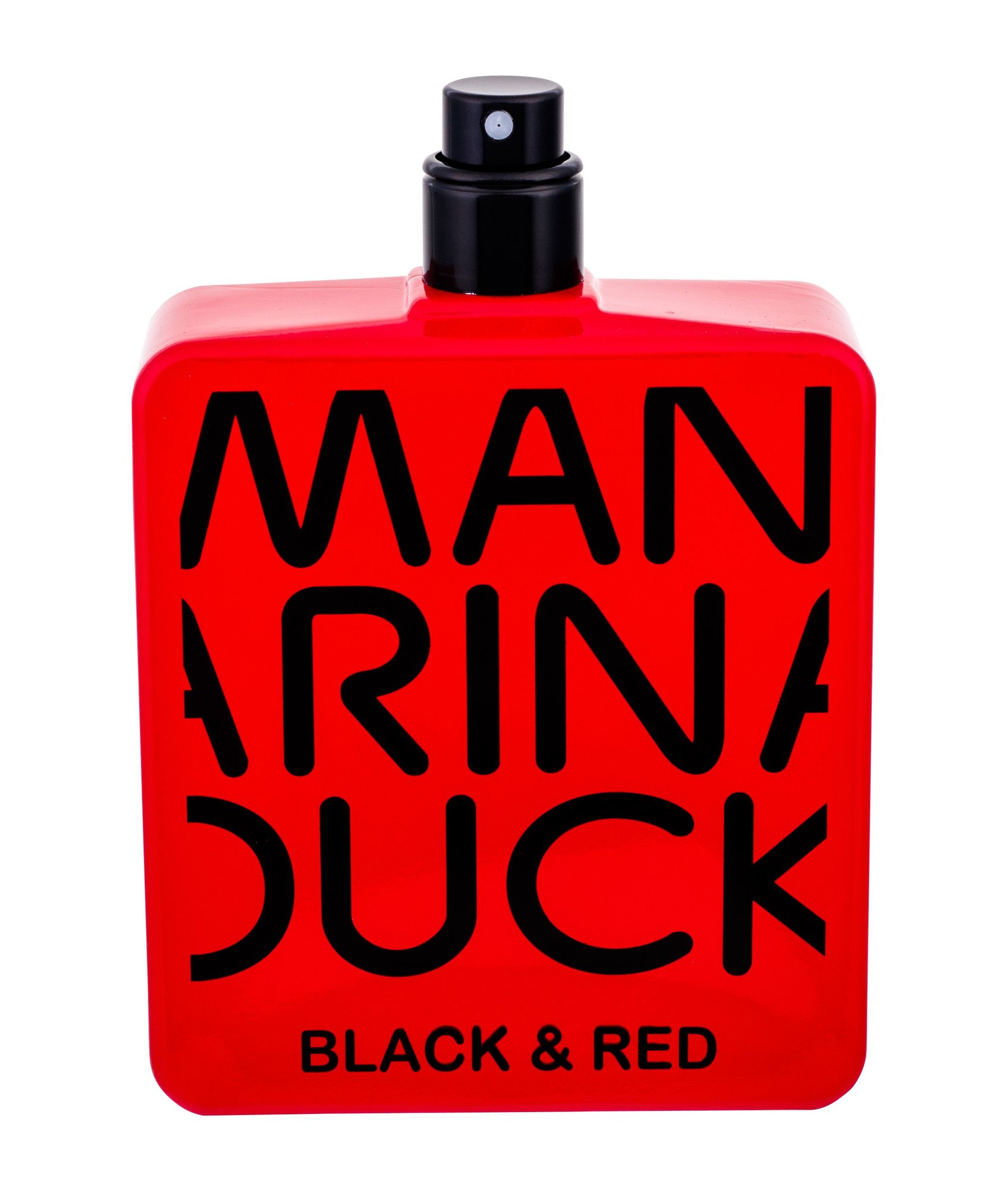 Mandarina Duck Black & Red EDT 100ml