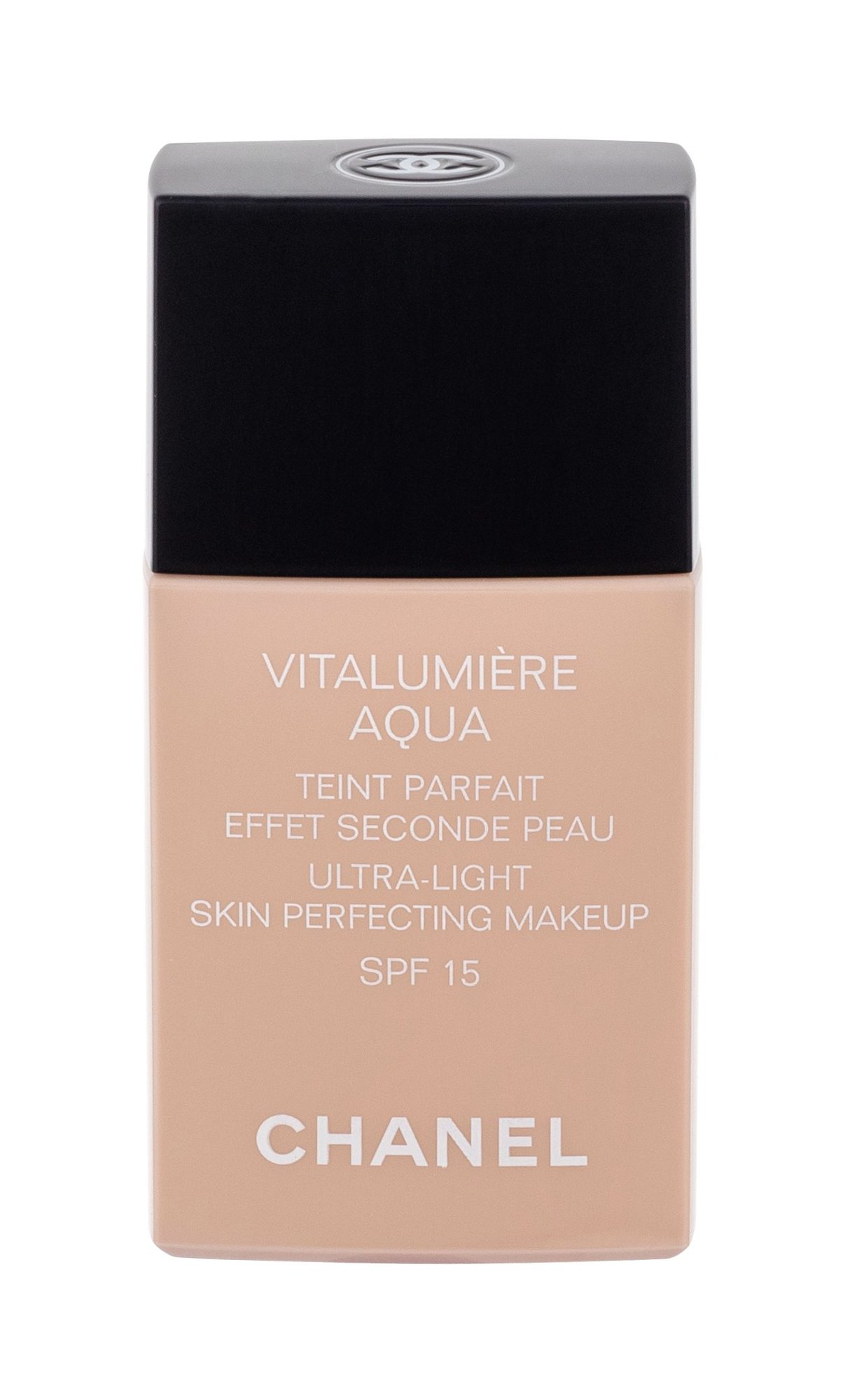 Chanel Vitalumiere Aqua Cosmetic 30ml 42 Beige Rosé