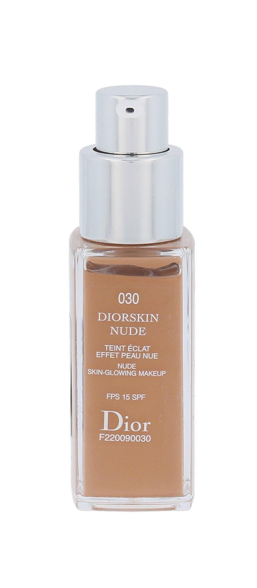 Christian Dior Diorskin Nude Cosmetic 20ml 030 Medium Beige