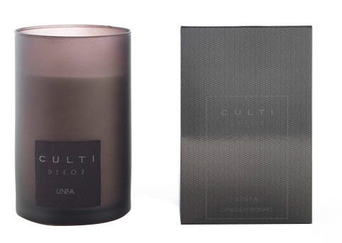 Culti Decor Linfa scented candle 1200ml