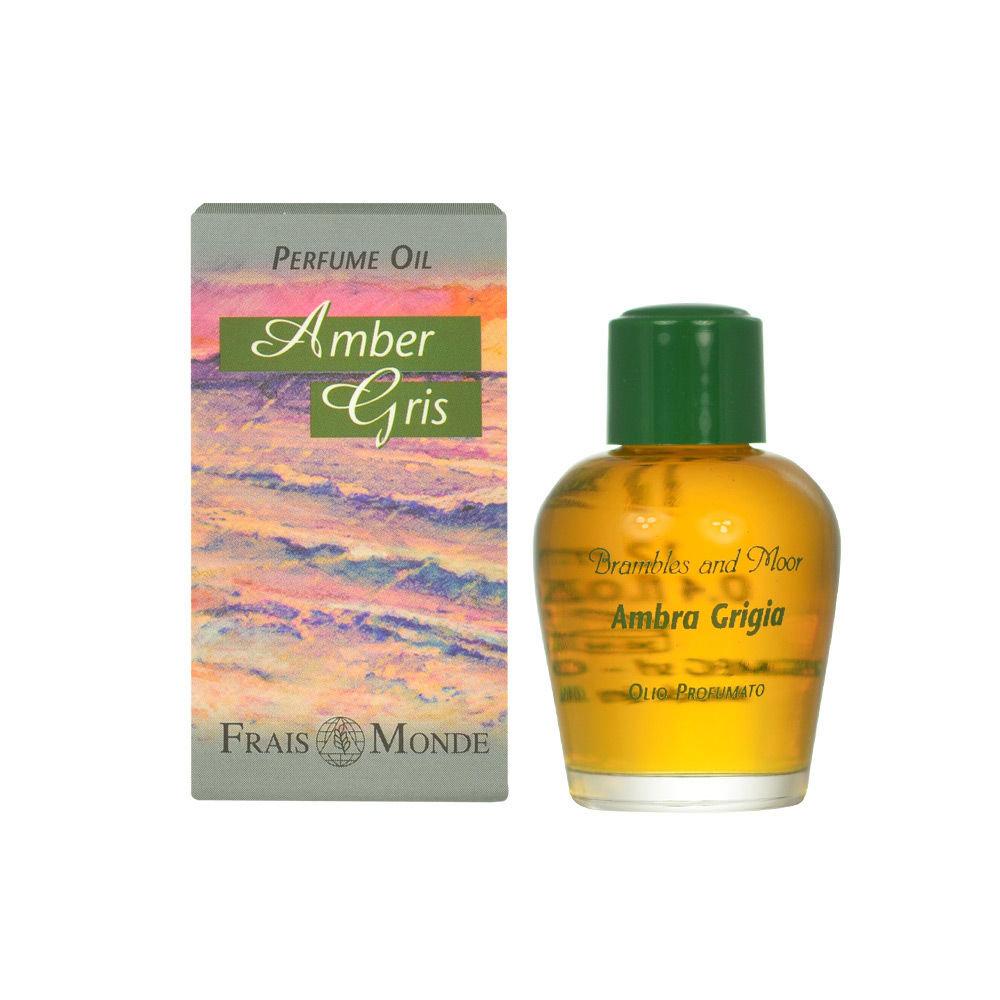 Frais Monde Amber Gris Perfumed oil 12ml