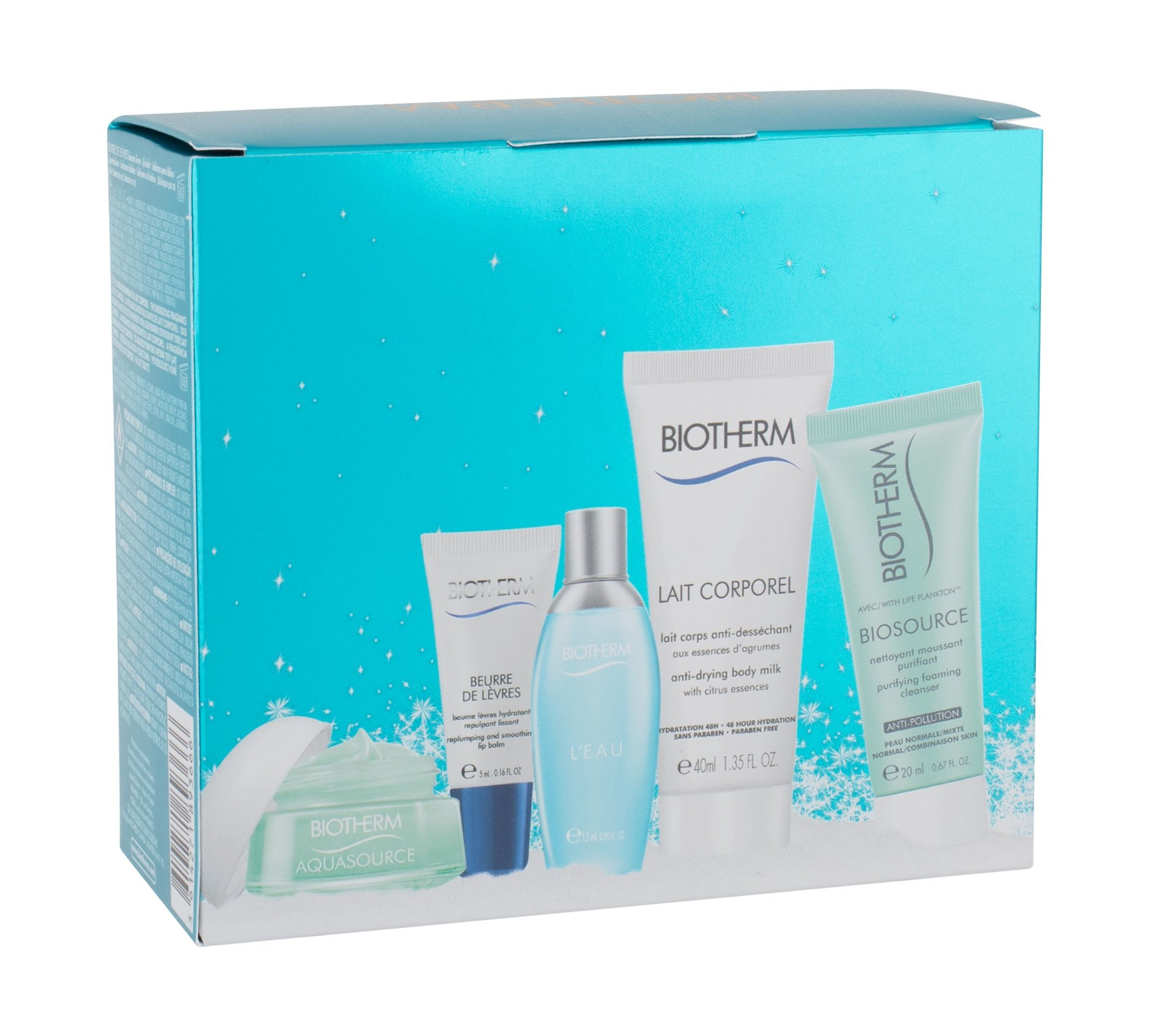 Biotherm Aquasource Cosmetic 15ml