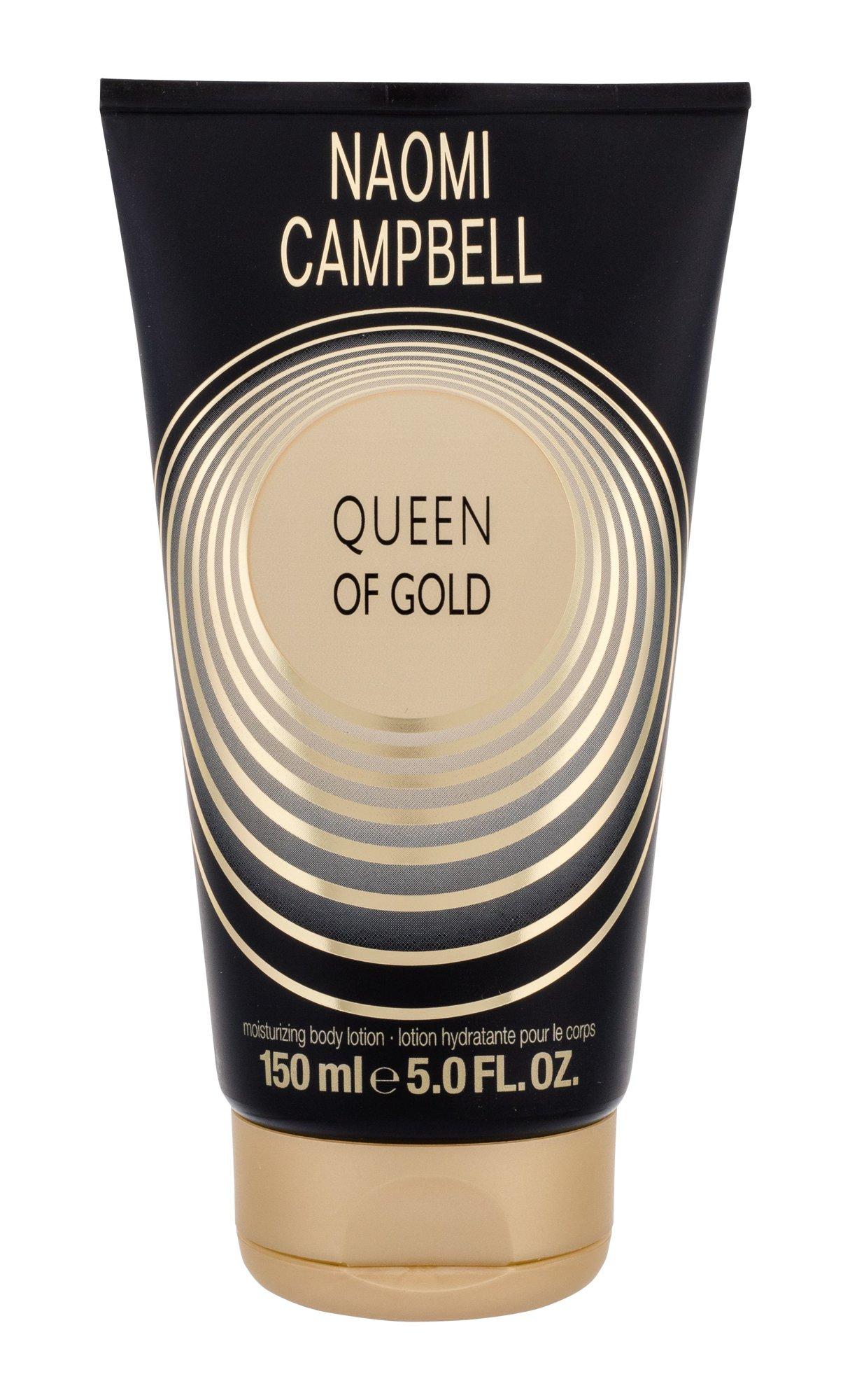 Kūno losjonas Naomi Campbell Queen Of Gold