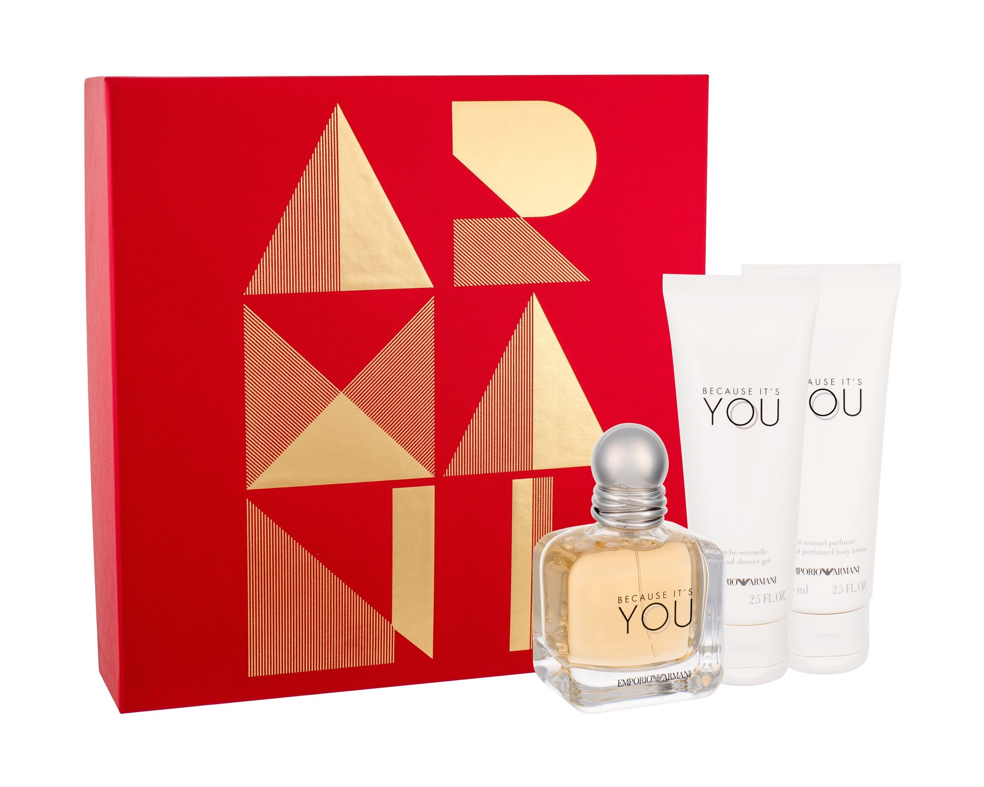 Giorgio Armani Emporio Armani Because It´s You EDP 50ml