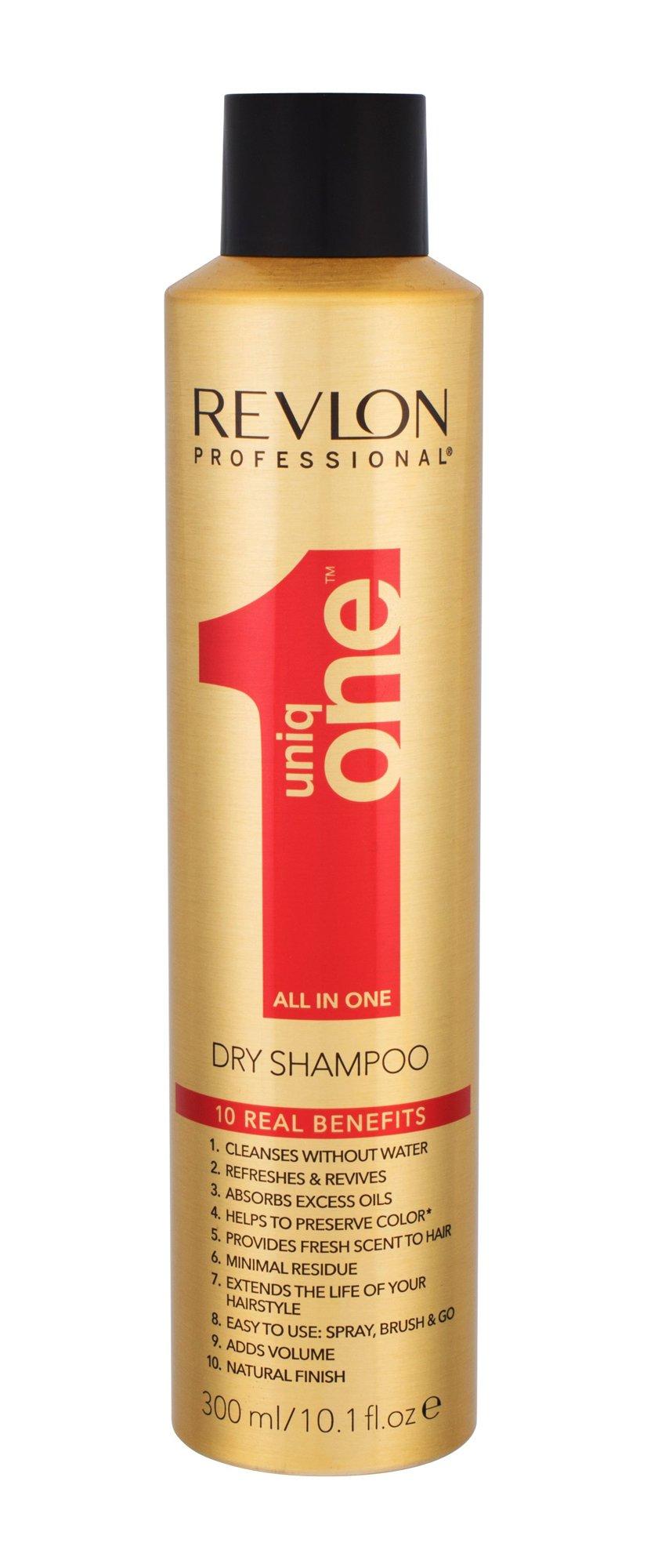 Revlon Professional Uniq One Dry Shampoo Cosmetic 300ml