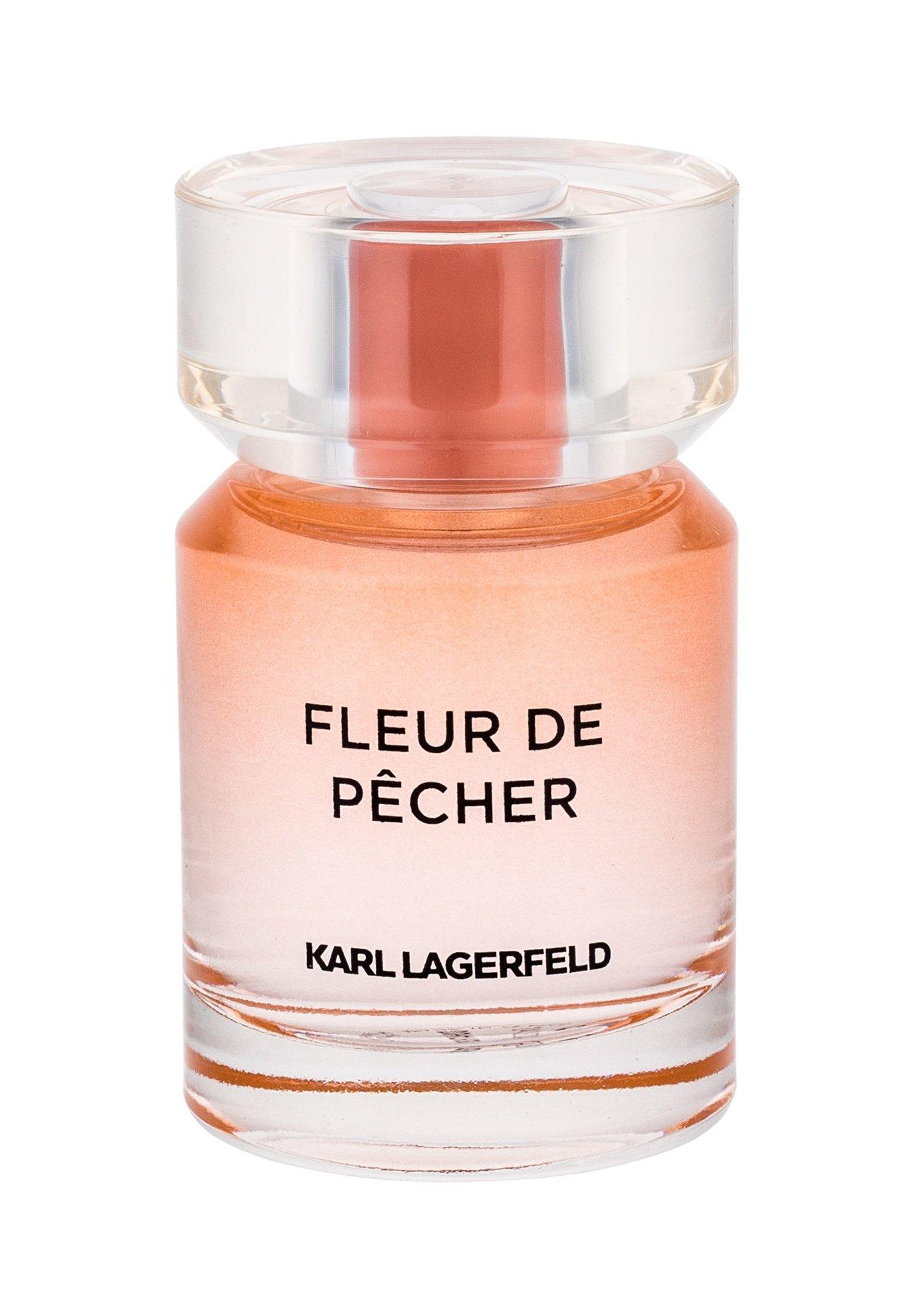 Karl Lagerfeld Les Parfums Matieres Fleur de Pecher EDP 50ml