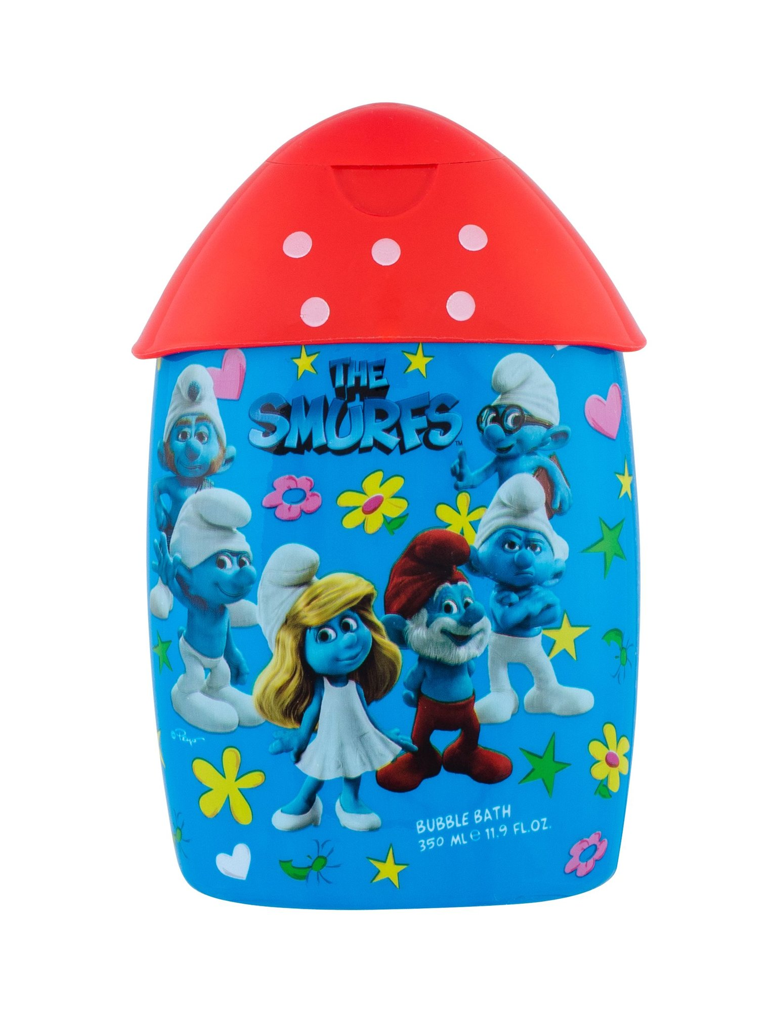 The Smurfs Bubble Bath Cosmetic 350ml