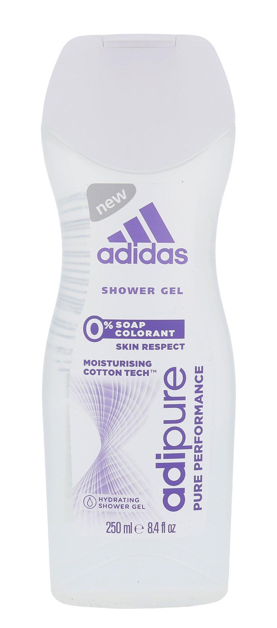 Adidas Adipure Shower gel 250ml