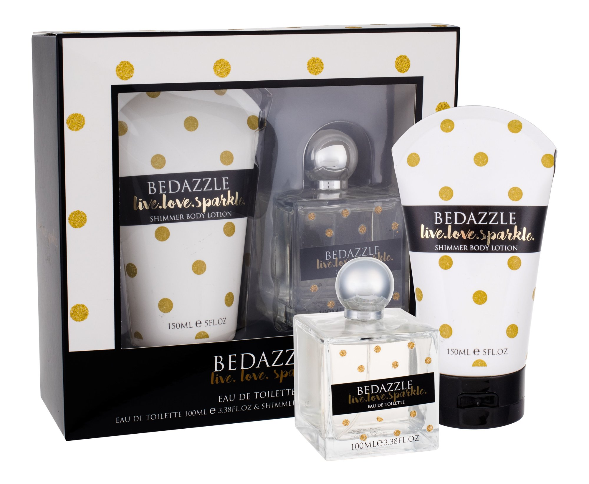 Bedazzle Live.love.sparkle EDT 100ml