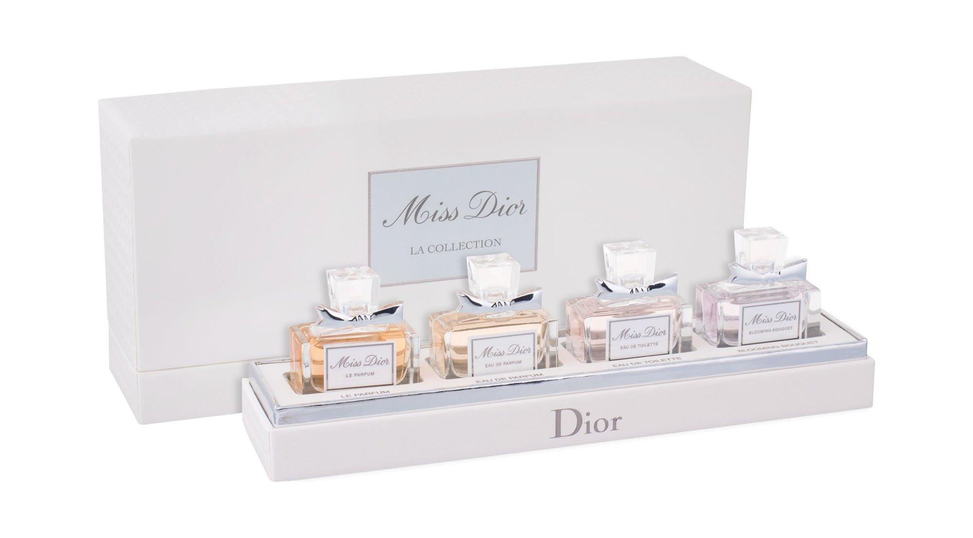 Christian Dior Mini Set EDP 4x5ml
