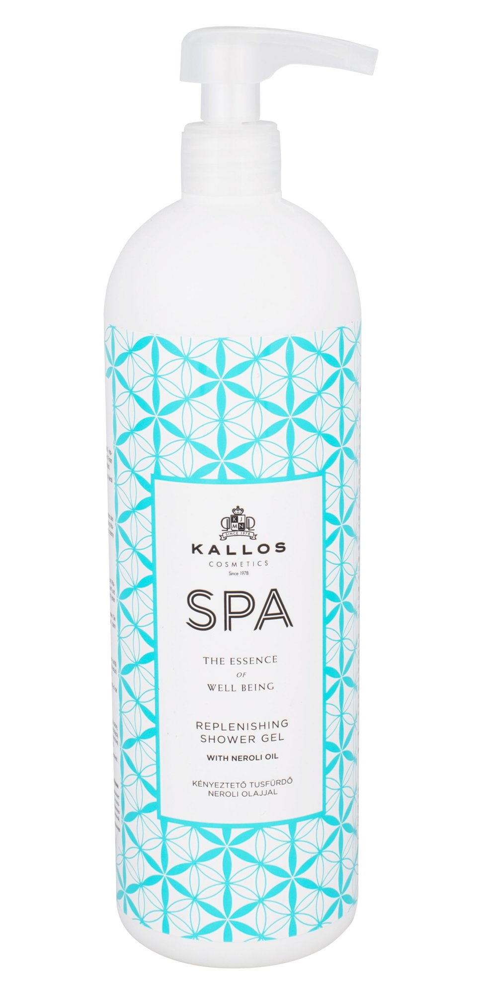 Kallos Cosmetics SPA Cosmetic 1000ml