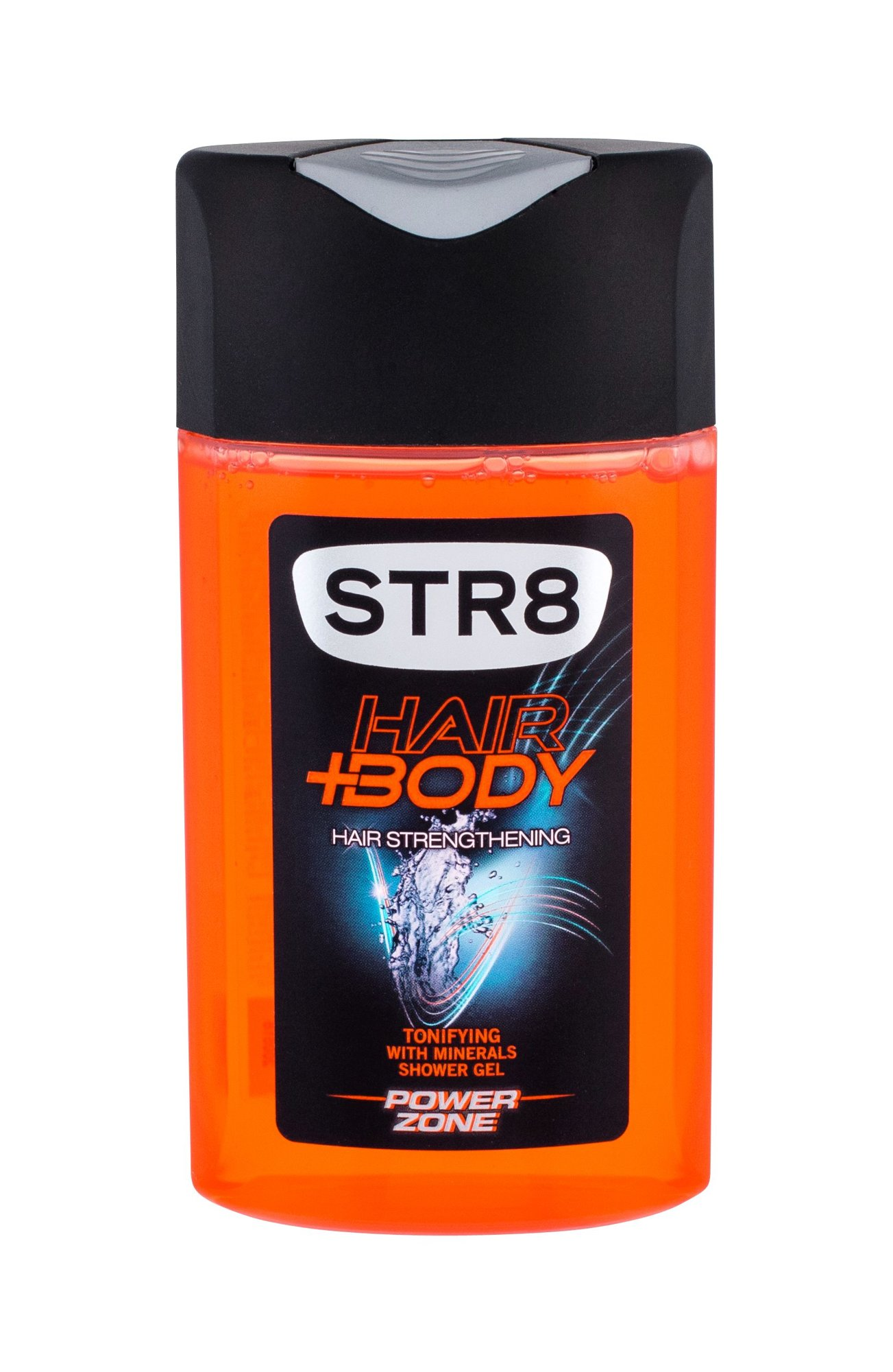 STR8 Power Zone Shower gel 250ml