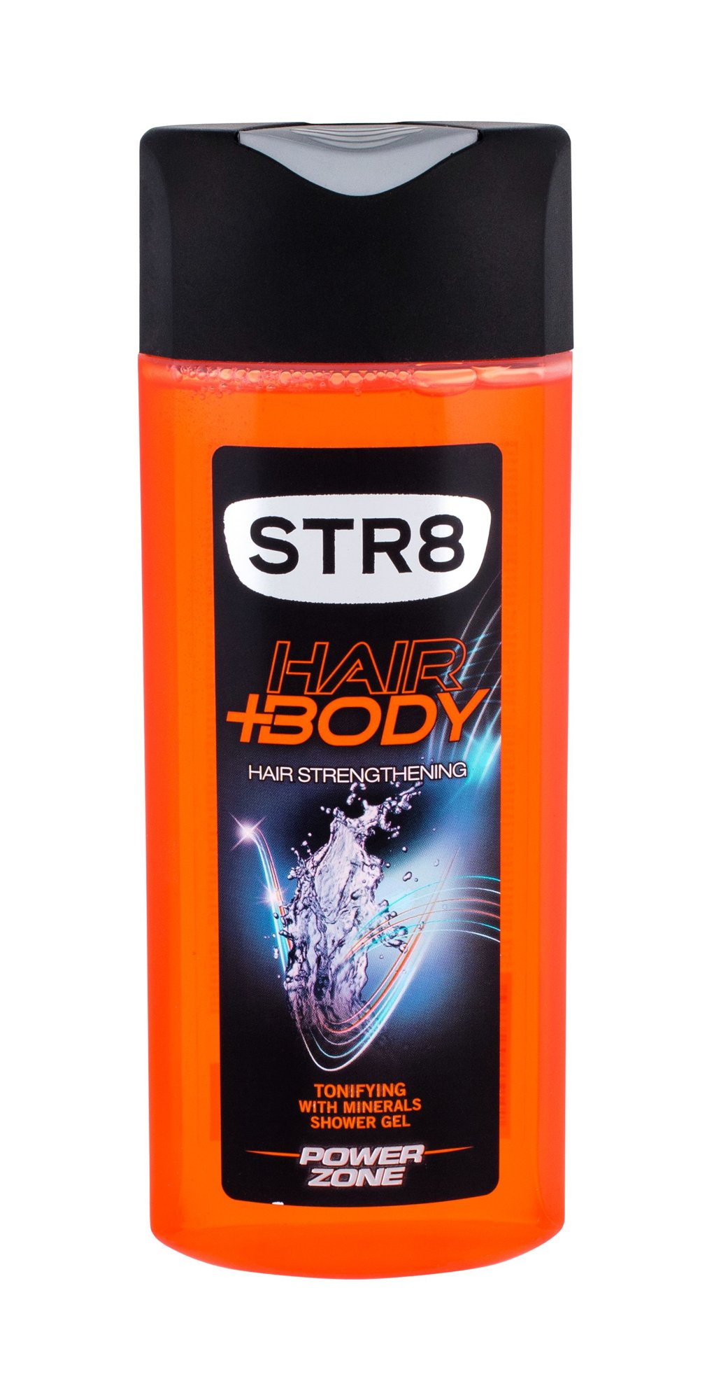 STR8 Power Zone Shower gel 400ml