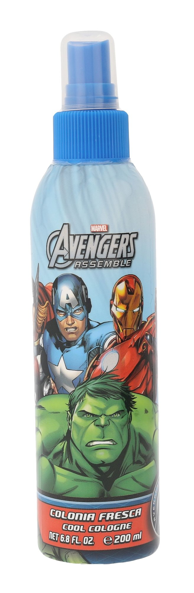 Marvel Avengers Assemble Tělový spray 200ml