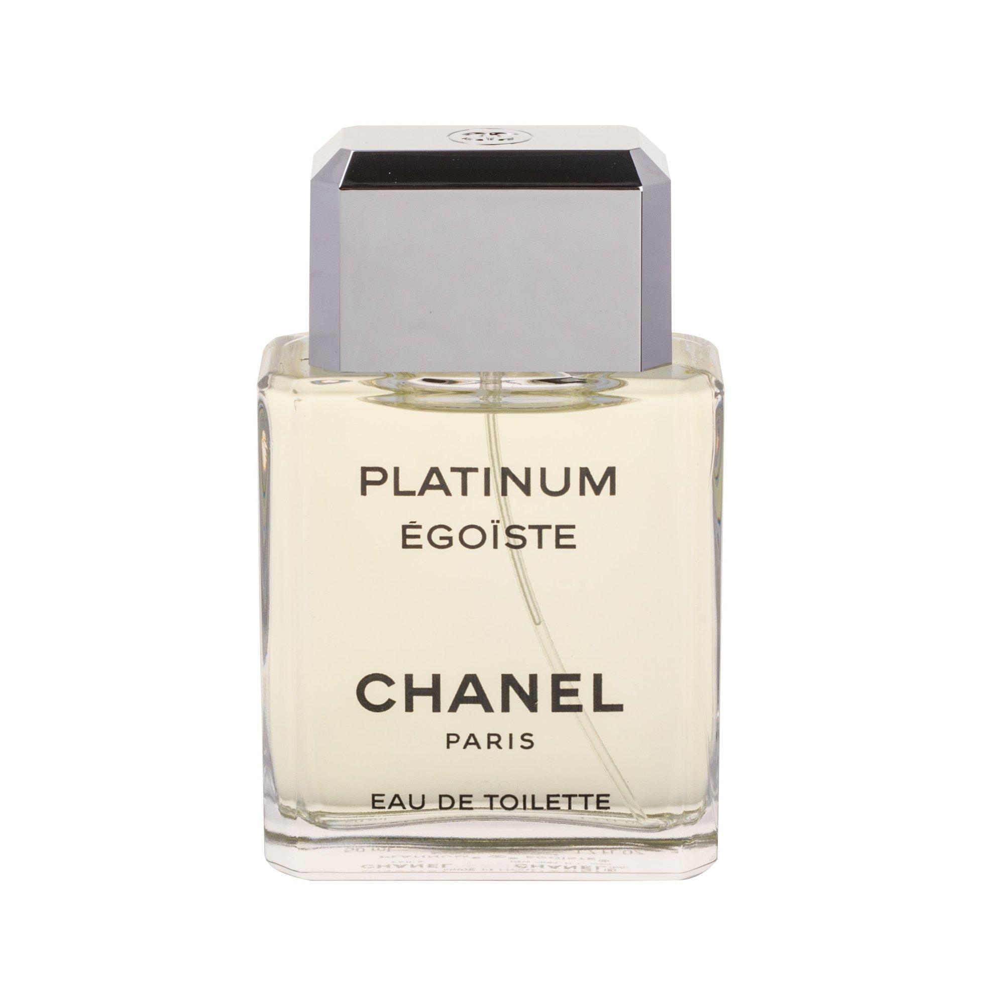 Chanel Platinum Egoiste Pour Homme EDT 50ml