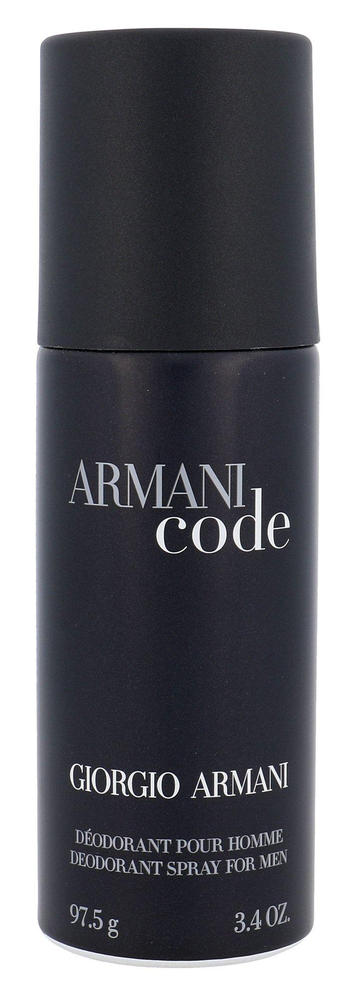 Giorgio Armani Armani Code Pour Homme Deodorant 150ml