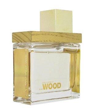 Dsquared2 She Wood Golden Light Wood EDP 100ml