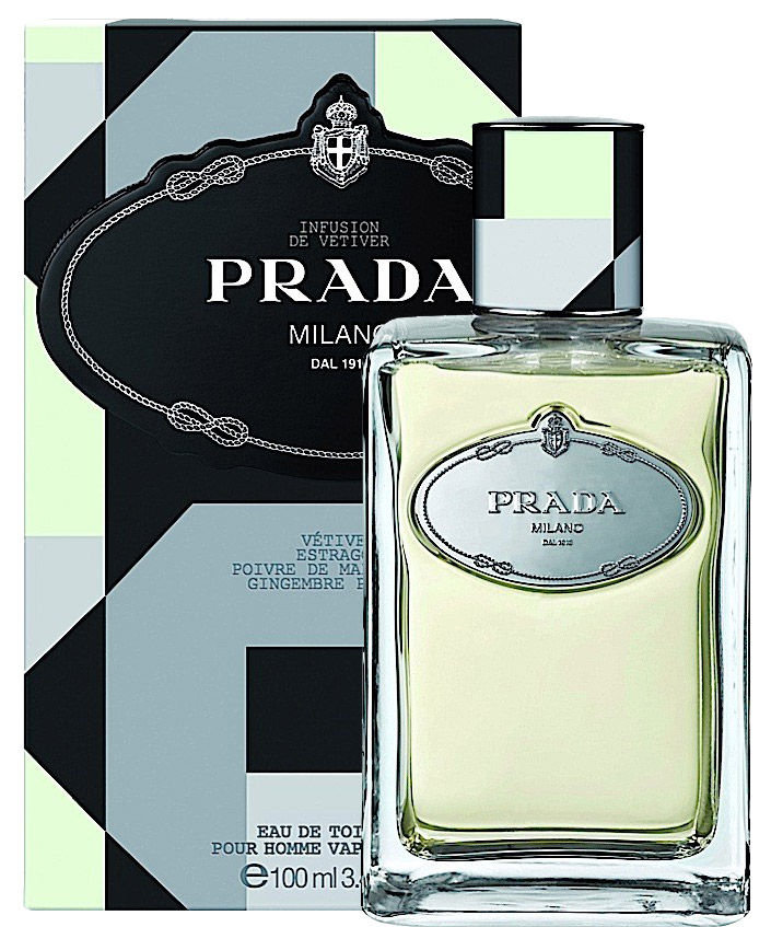 Prada Infusion de Vetiver EDT 100ml