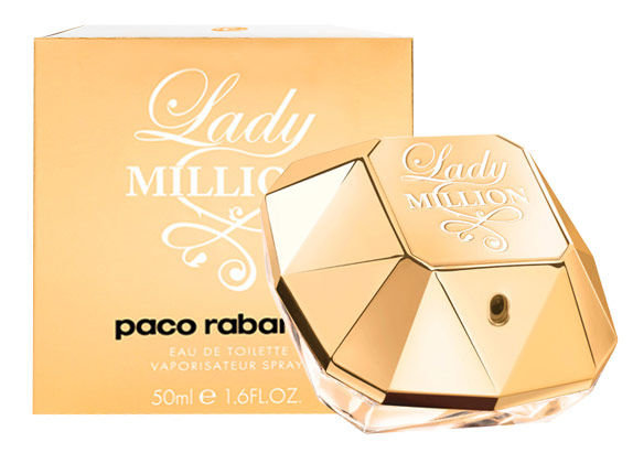 Paco Rabanne Lady Million EDT 80ml