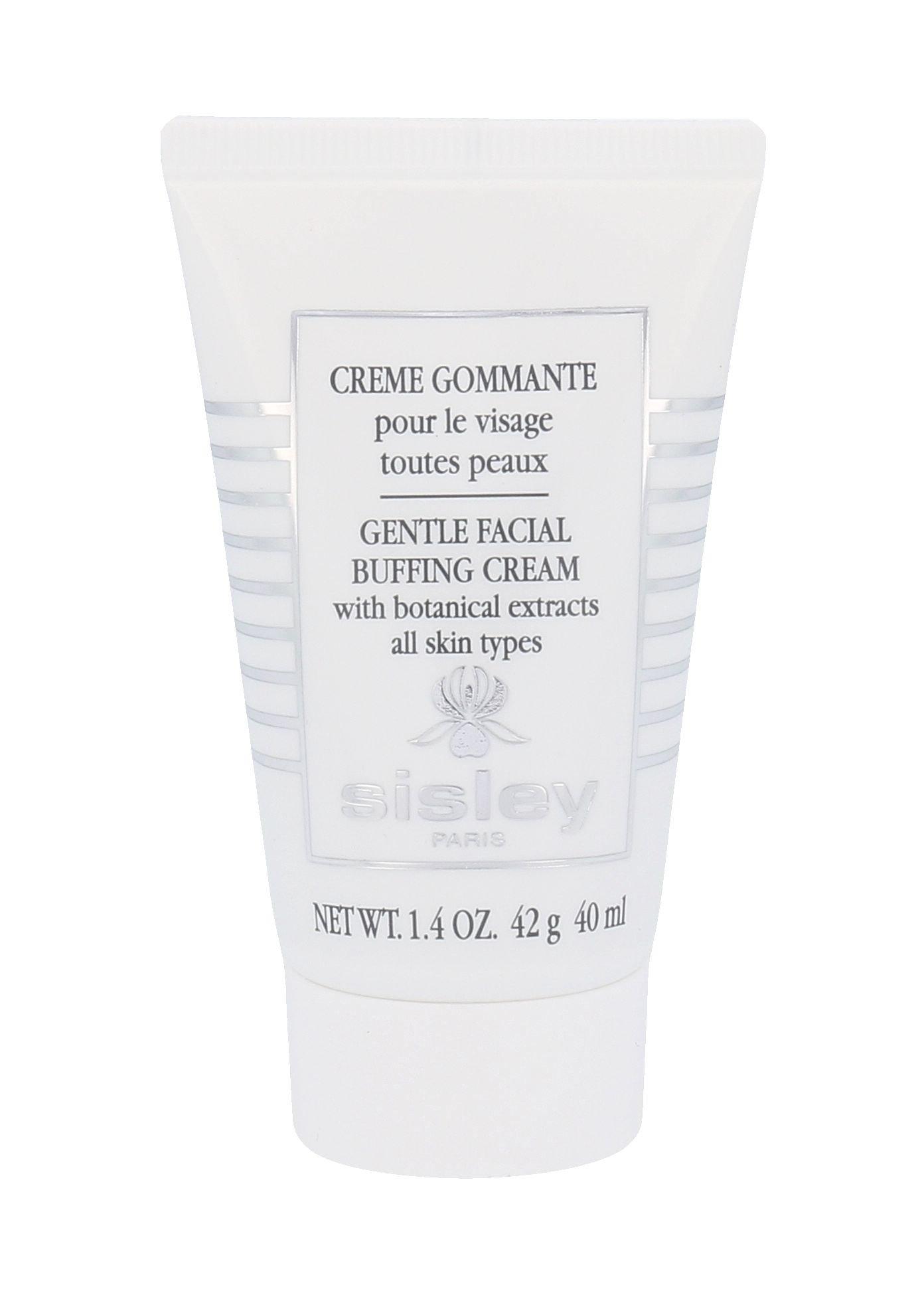 Sisley Gentle Facial Buffing Cream Cosmetic 40ml