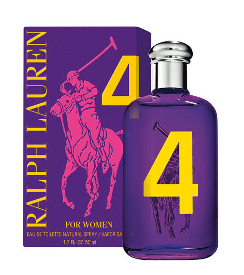 Ralph Lauren Big Pony 4 For Women EDT 50ml