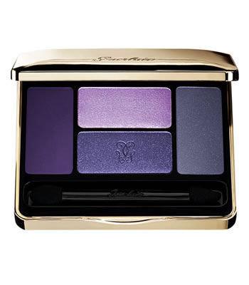 Guerlain Ecrin 4 Couleurs Cosmetic 7,2ml 01 Violets
