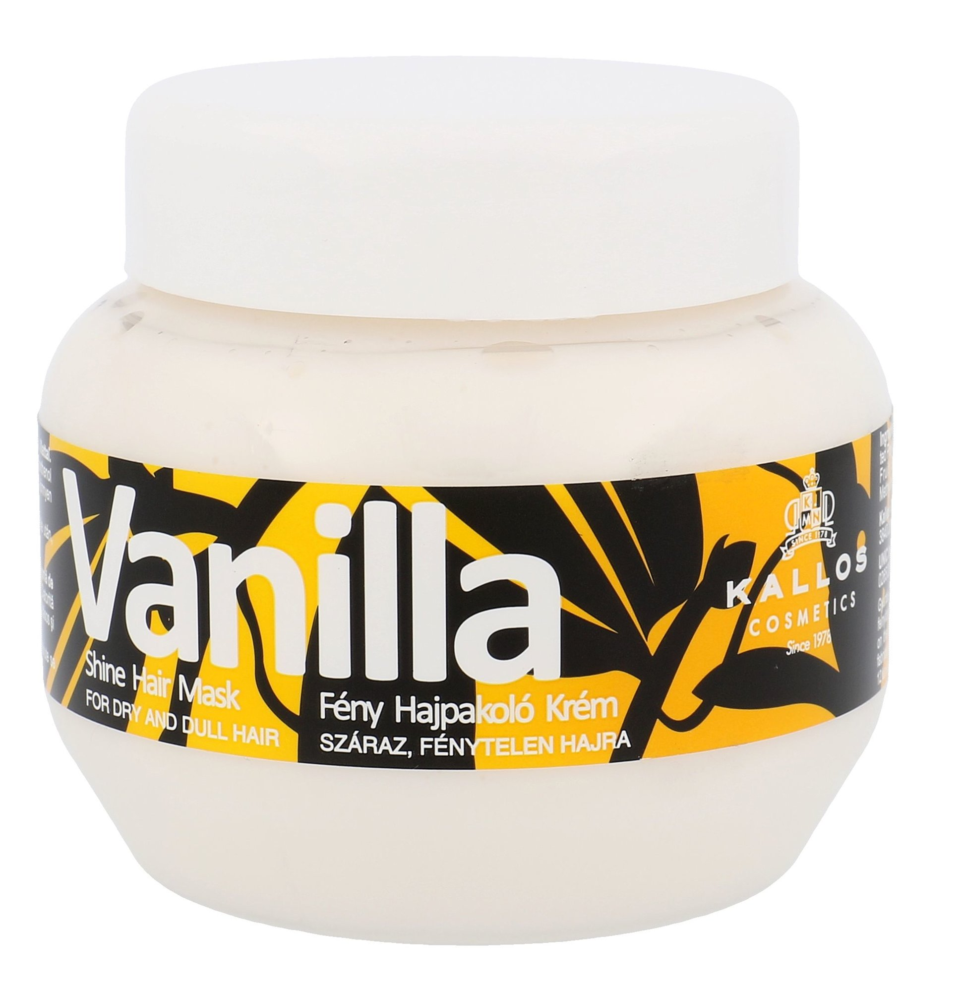 Kallos Cosmetics Vanilla Cosmetic 275ml