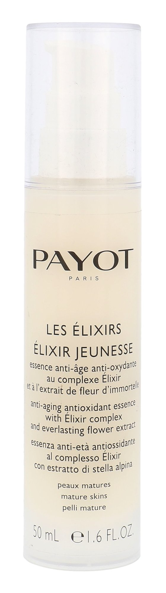 PAYOT Les Elixirs Cosmetic 50ml