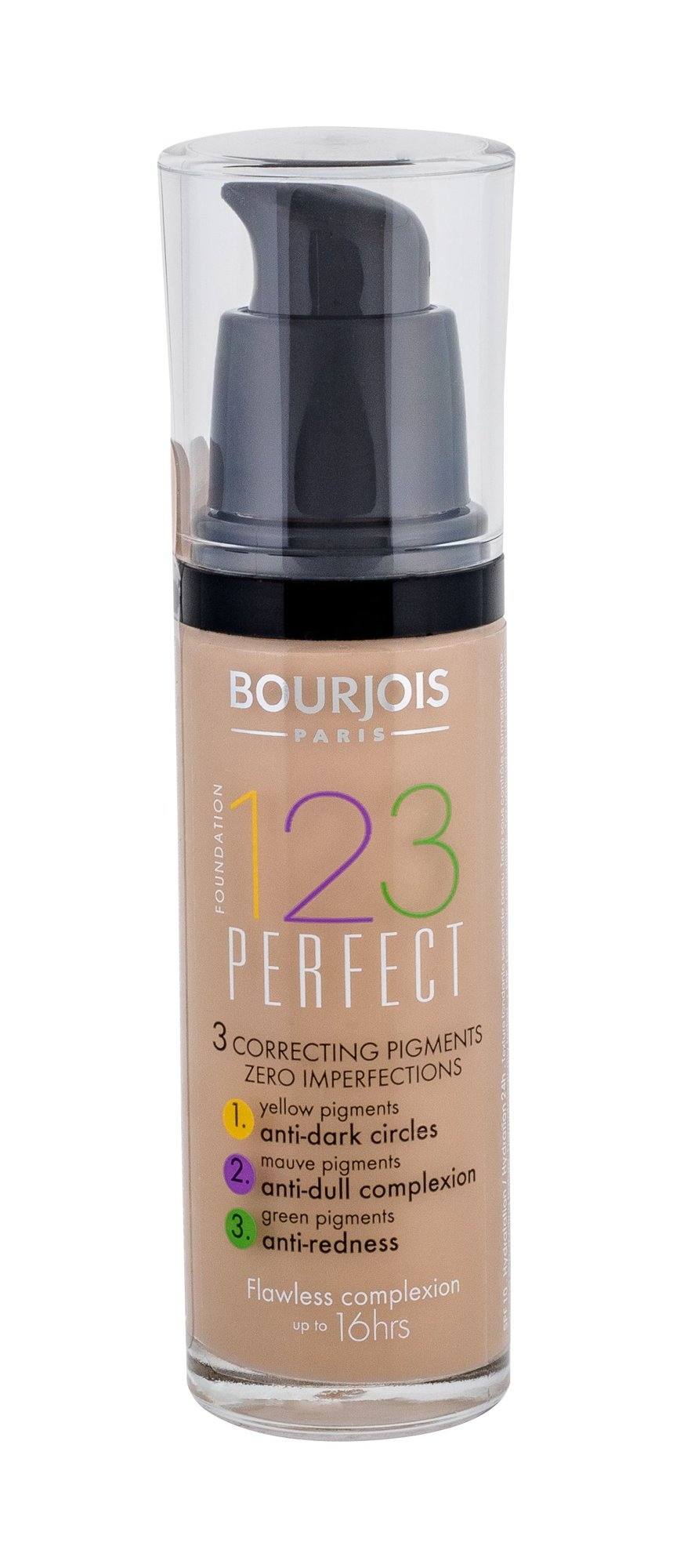 BOURJOIS Paris 123 Perfect Cosmetic 30ml 53 Beige Clair