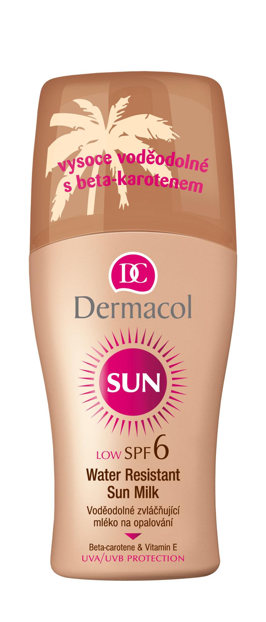 Priemonė apsaugai nuo saulės Dermacol Sun