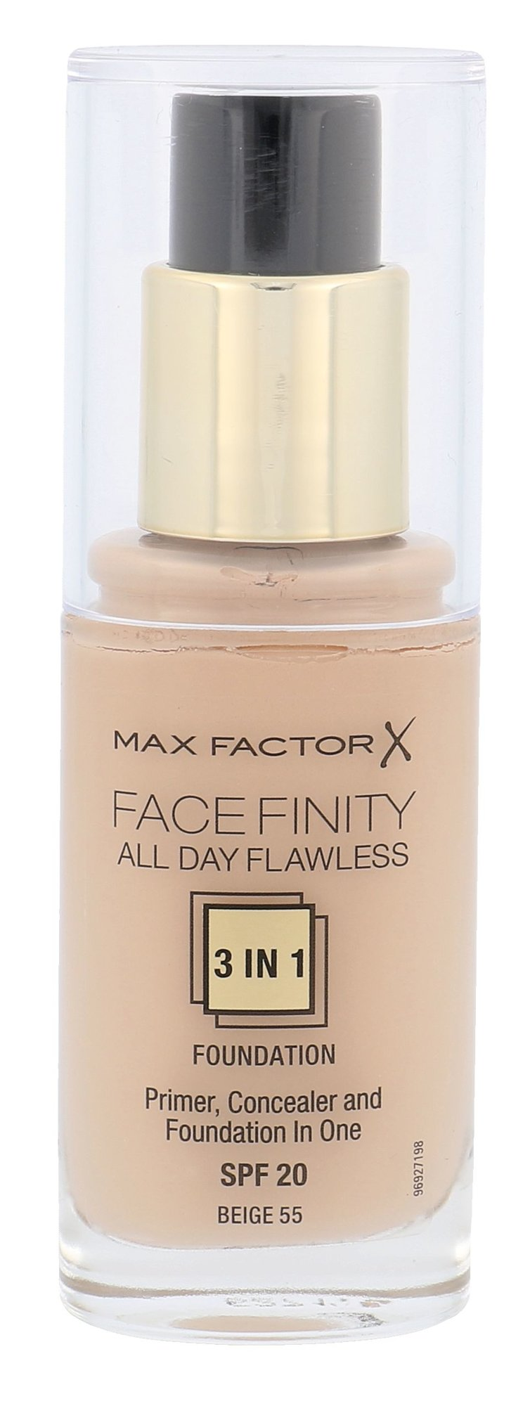 Max Factor Facefinity Cosmetic 30ml 55 Beige