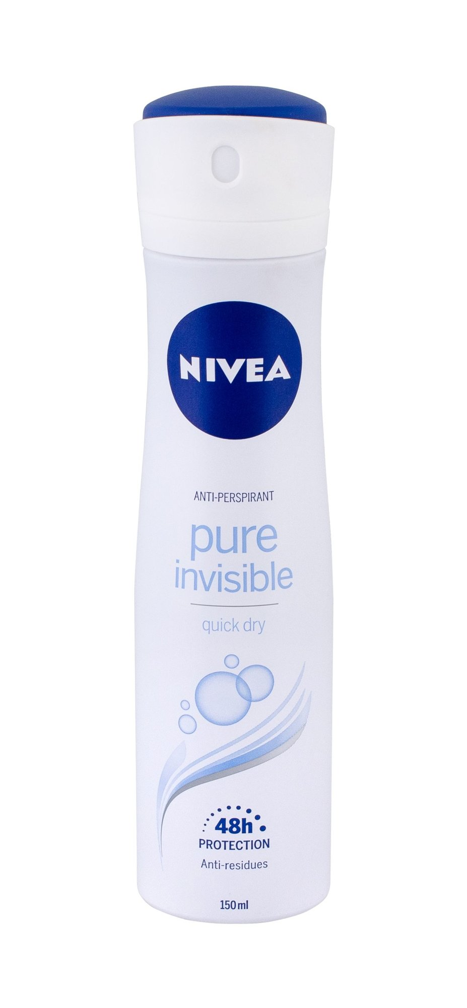Antisperantas Nivea Pure Invisible