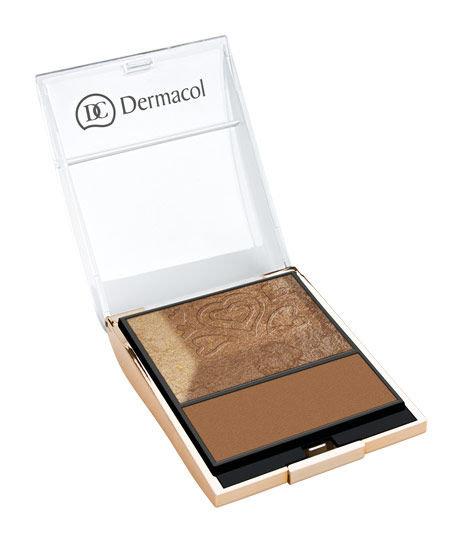 Akių šešėlis Dermacol Bronzing Palette