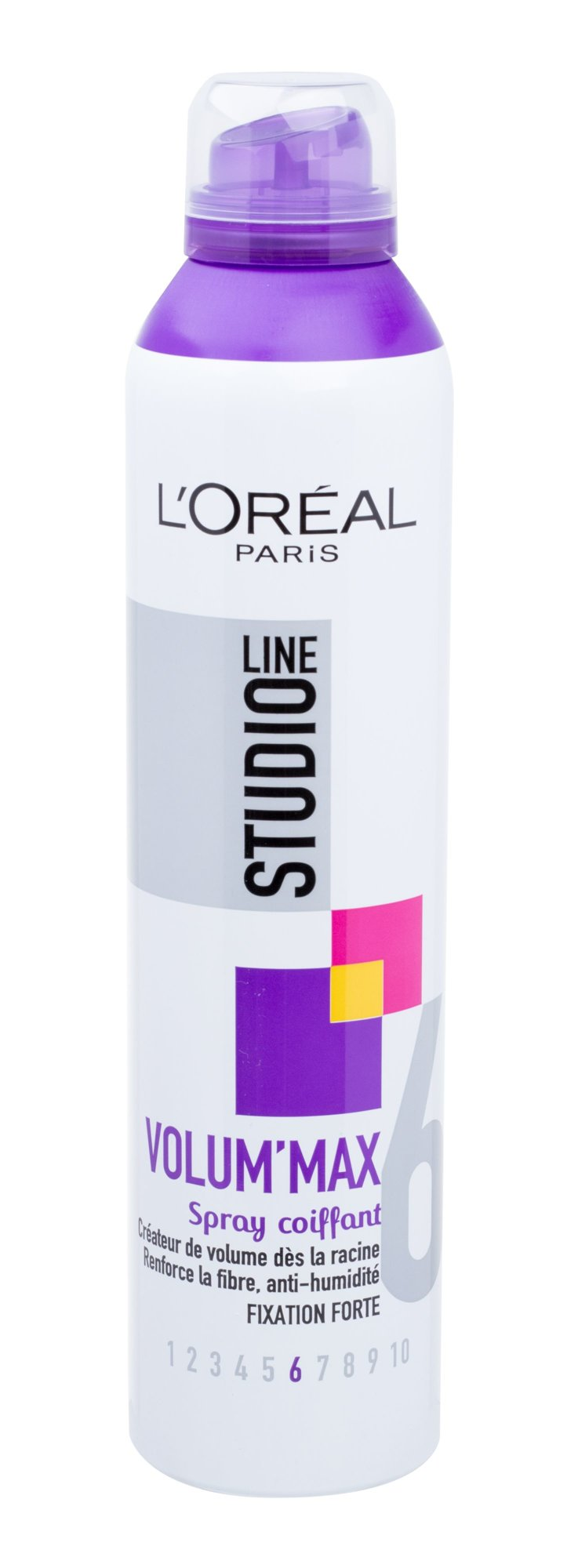 L´Oreal Paris Studio Line Volum Max Spray Strong Hold Cosmetic 200ml