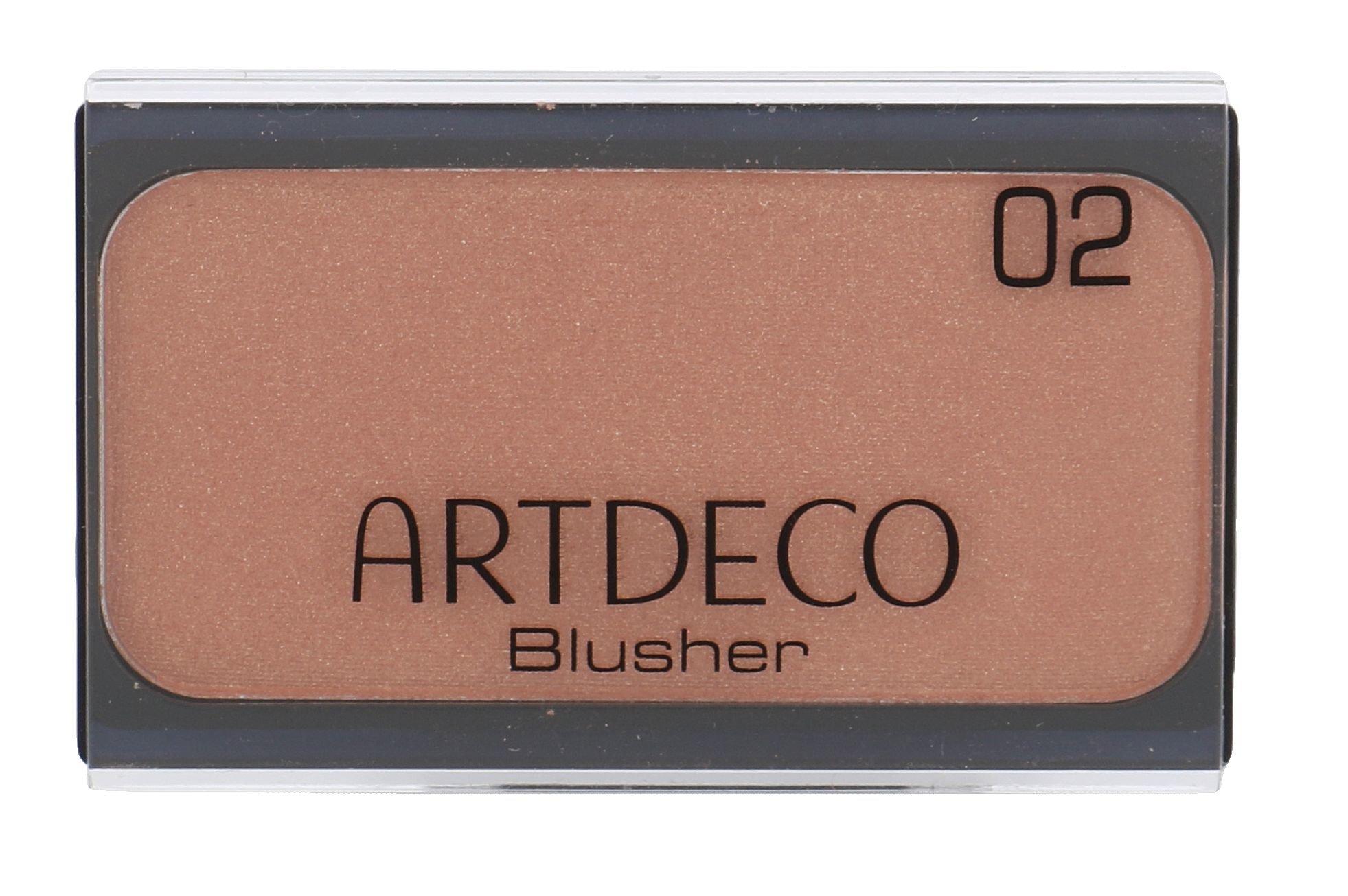 Artdeco Blusher Cosmetic 5ml 02 Deep Brown Orange Blush