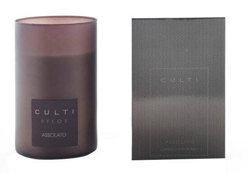 Culti Decor Assolato scented candle 190ml