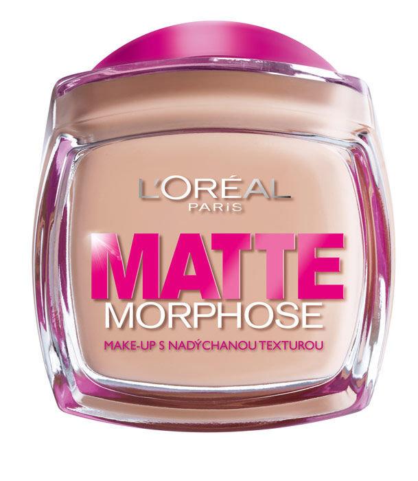 L´Oréal Paris Matte Morphose Cosmetic 20ml 340 Rosy Cinnamon