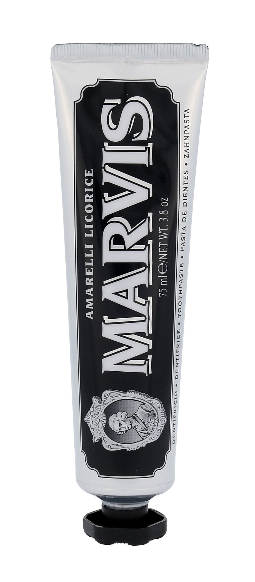 Marvis Amarelli Licorice Cosmetic 75ml