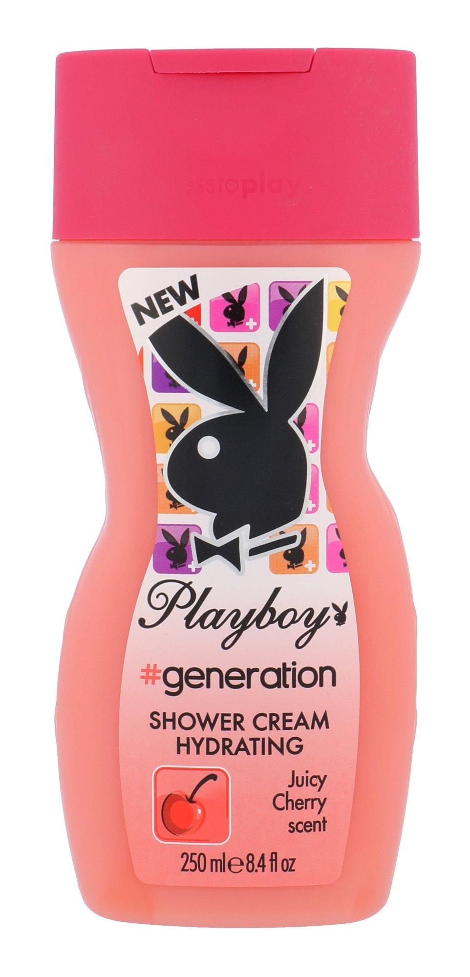 Playboy Generation For Her Shower Cream 250ml