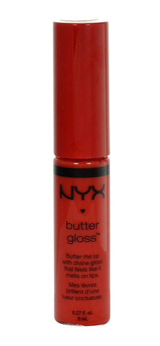 NYX Professional Makeup Butter Gloss Cosmetic 8ml 04 Merengue