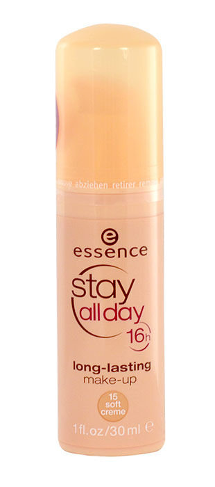 Essence Stay All Day Cosmetic 30ml 30 Soft Sand 16h