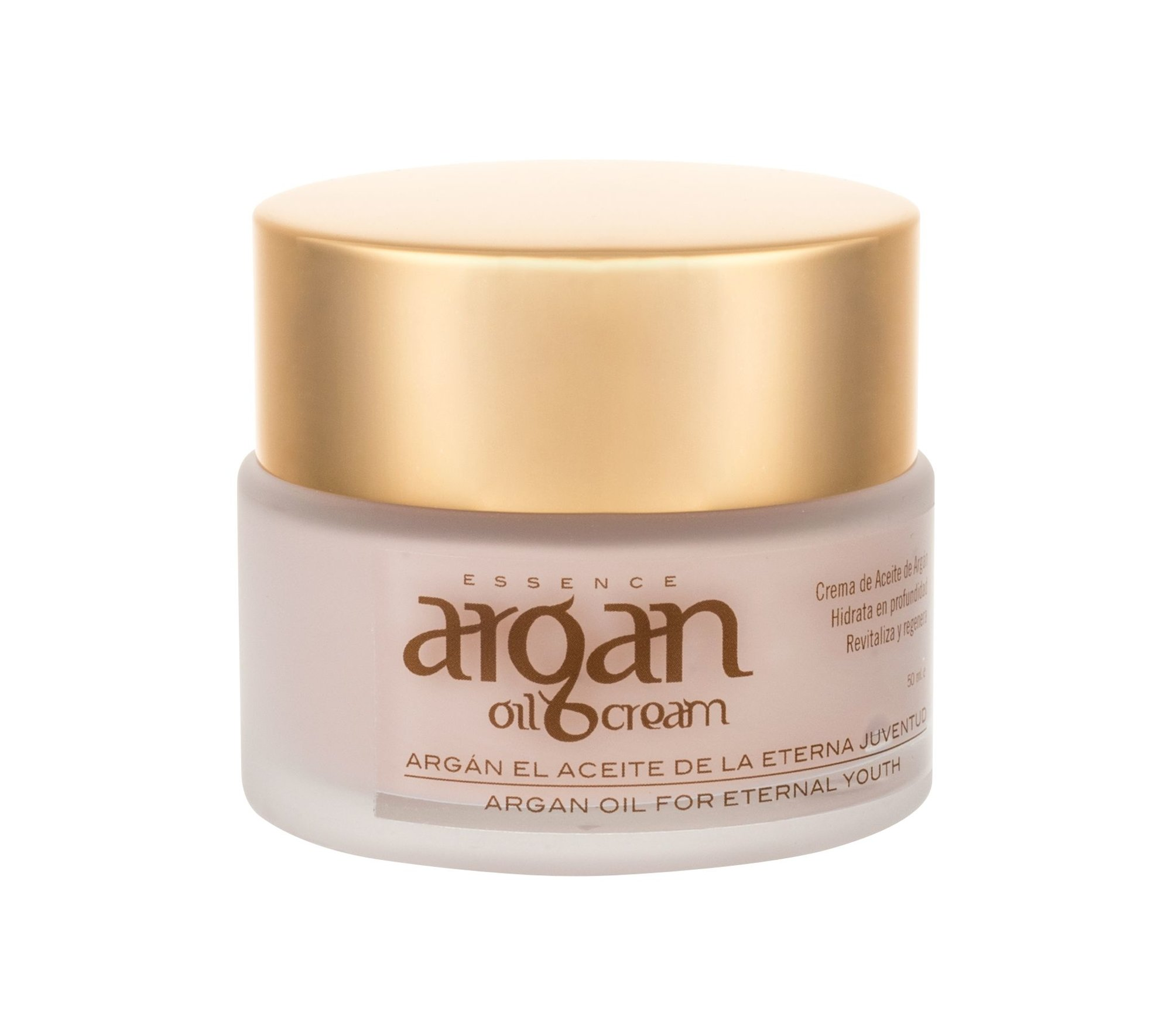 Diet Esthetic Argan Oil Cream Cosmetic 50ml