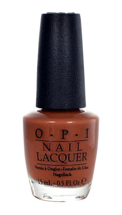 OPI Nail Lacquer Cosmetic 15ml NL E53 Black Shatter